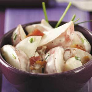 Bacon-Chive Potato Salad