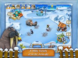 Screenshot of Farm Frenzy 3: Ice Domain
