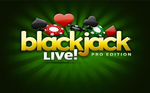 Blackjack LIVE: Pro Edition