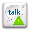 GTalk's super notifier (TRIAL) logo