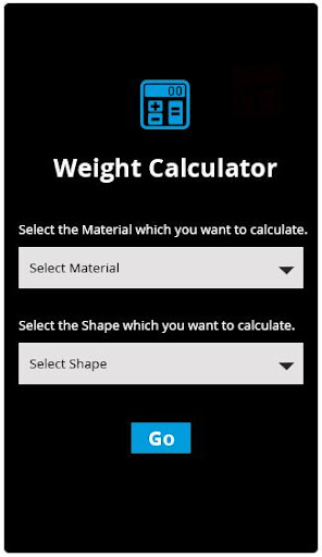 Metal Weight Calculator