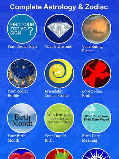 Complete Astrology Zodiac