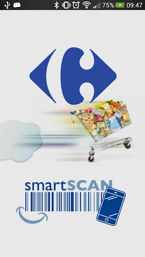 Carrefour Belgium SmartScan