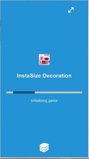 InstaSize Decoration