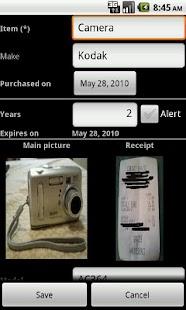 Home Appliances Assistant Demo- screenshot thumbnail