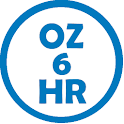 OZ6HR logo