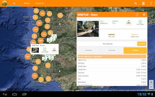 Screenshot of Let's Camp Portugal