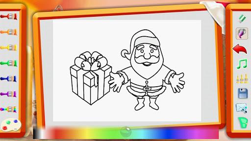 【免費娛樂App】聖誕彩圖TABLET-APP點子