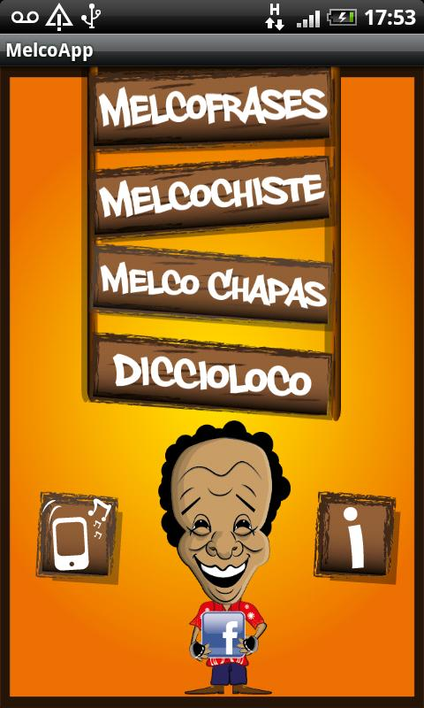Melcochita App (demo) - screenshot