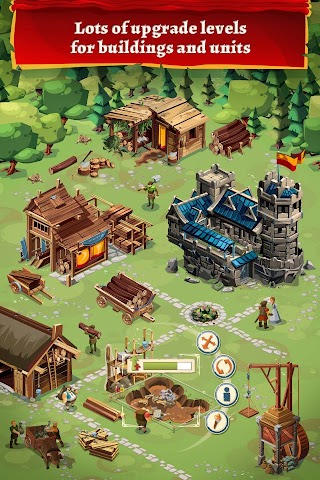 android Empire: Four Kingdoms Screenshot 14