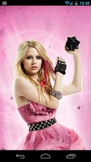 Avril Lavigne Live Wallpapers Android Entertainment