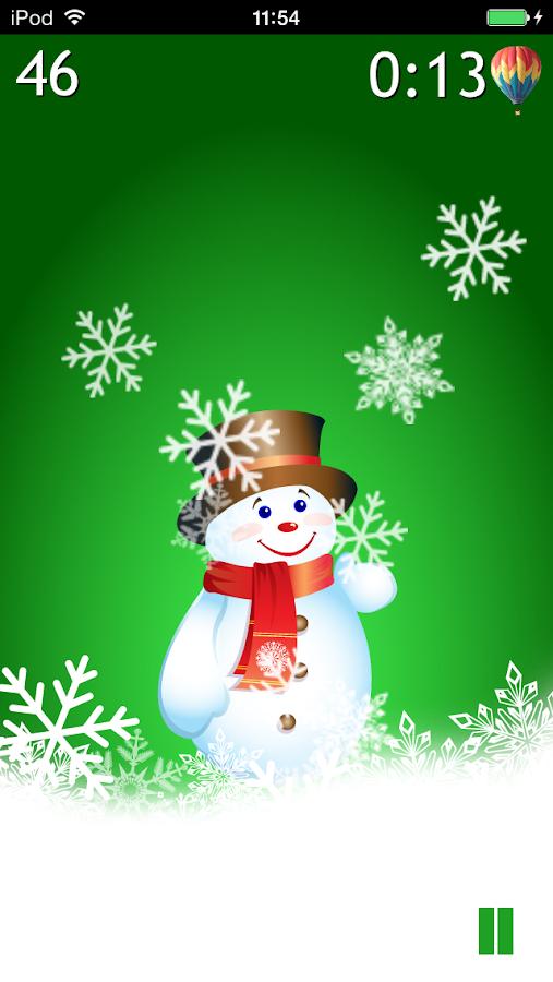 Winter Pop - screenshot
