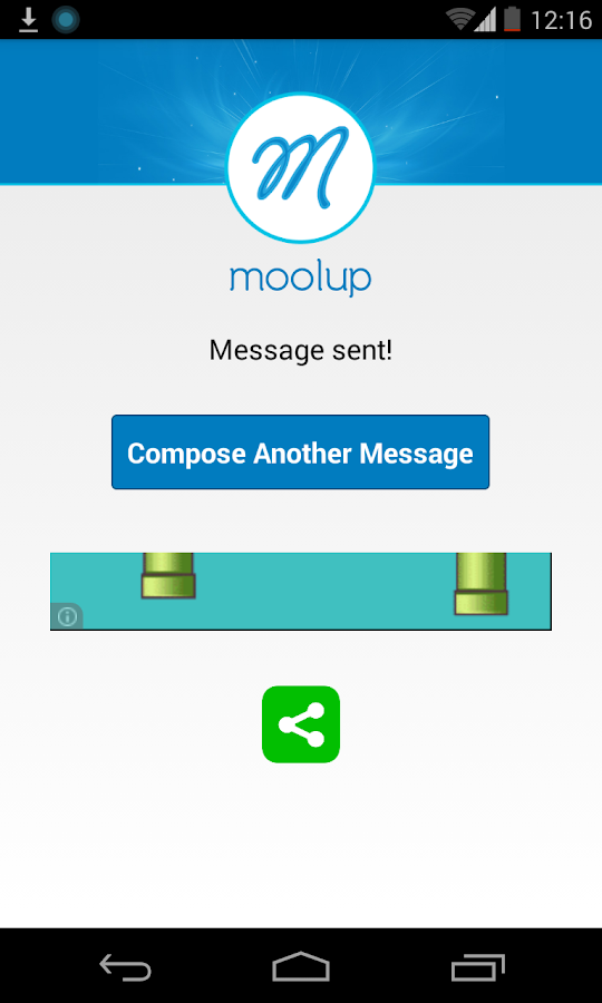 Moolup Messenger- screenshot