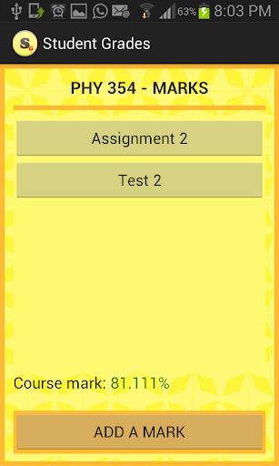 免費教育App|Student Grades|阿達玩APP