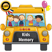 Memory Matching Game For Kids