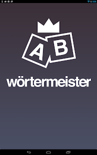 wörtermeister- screenshot thumbnail
