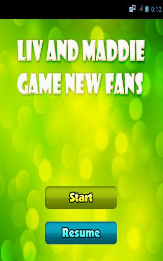 Jogos de Liv e Maddie