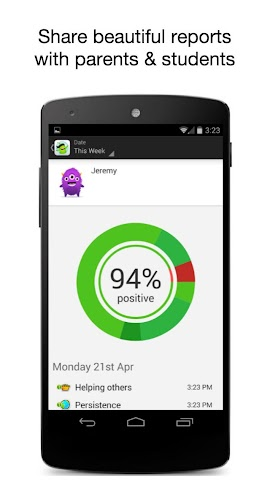 android ClassDojo Screenshot 2