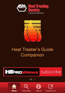 Heat Treater's Guide Companion - screenshot thumbnail