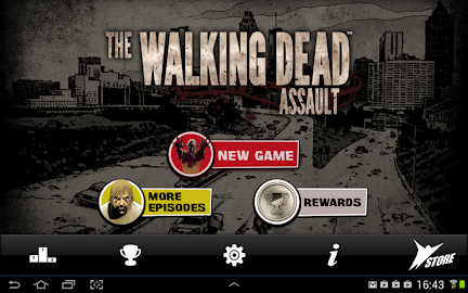 The Walking Dead: Assault Screenshot 1