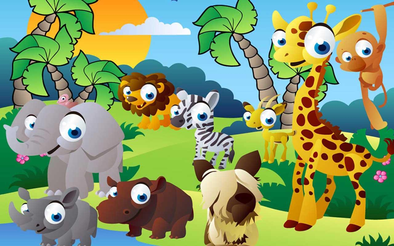 Zoo Animal Sounds For Kids