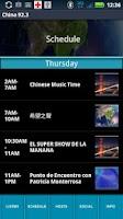 Screenshot of U92.3 The Universal FM