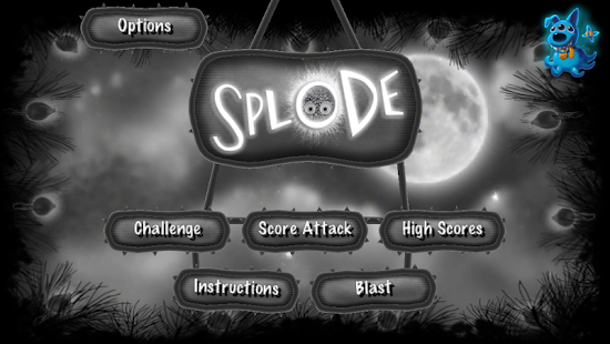 Splode- screenshot thumbnail