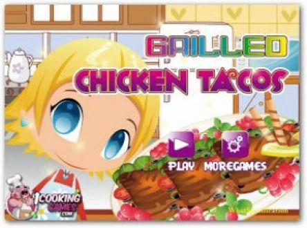 Cooking Mexican Dish Game