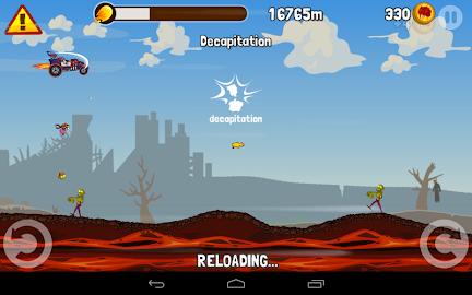 Zombie Road Trip Screenshot 17