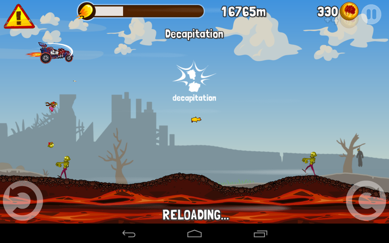 Zombie Road Trip screenshot #17