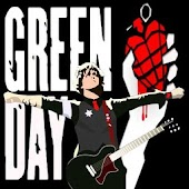 Green Day Live Wallpaper