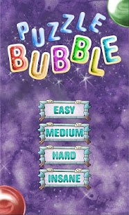 Bubble Shooter Violet - screenshot thumbnail