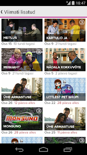 TV3 Play - Eesti - screenshot thumbnail