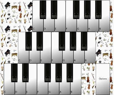 Piano Keyboard Instruments