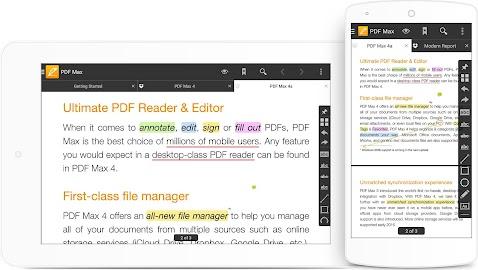 PDF Max Pro - The PDF Expert! Screenshot 13