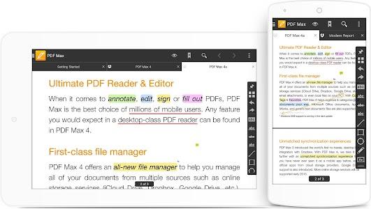 PDF Max 4 - The PDF Expert! v4.0.1