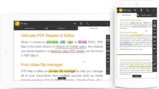 PDF Max Pro - The PDF Expert! Screenshot 13
