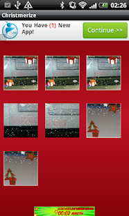 Christmerize Your Photo - screenshot thumbnail