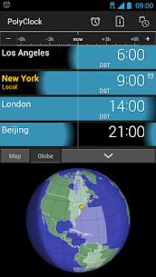 PolyClock™ World Clock v6.13 Mod APK 1