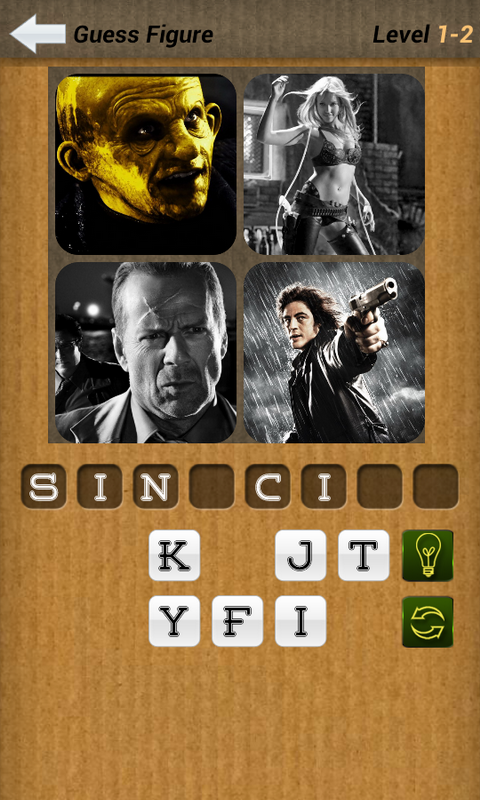Guess Word Game - screenshot