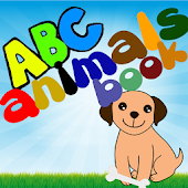 Toddlers ABC Animals Book