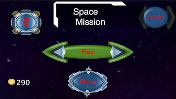 Screenshot of Space Mission