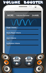 Volume Booster Audio Manager