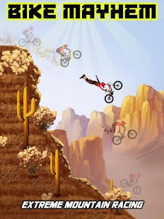 Bike Mayhem Mountain Racing - screenshot thumbnail
