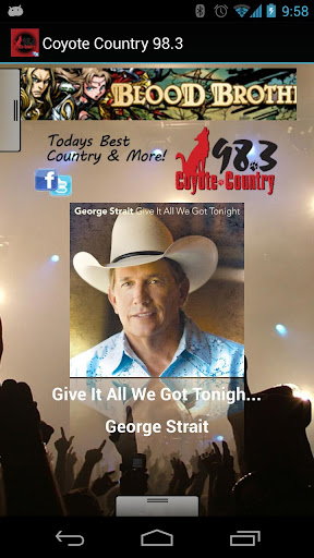 Coyote Country 98.3