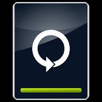 Xperia style rotation widget