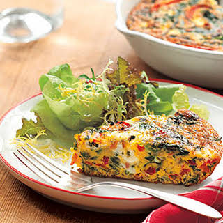 Baked Vegetable Frittata Recipes.