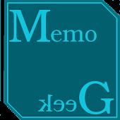 Memory Geek