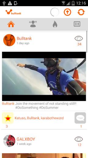 Bulltank
