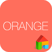 Kitsch Orange dodol Theme